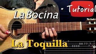 La Bocina - La Toquilla Tutorial/Cover Requinto/Guitarra