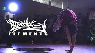 STYLE ELEMENTS Anniversary 2015 Bboy Battle