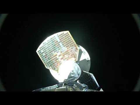 Atlas V InSight Rocket Cam