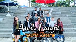 #SayadiSCTV - Ammar Zoni dan Ranty Maria Dalam 'Anak Langit'