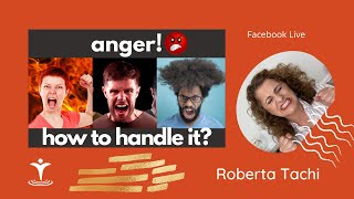 Anger -  How to Handle it