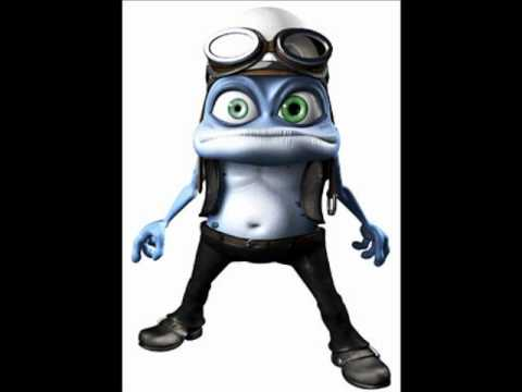 THE CRAZY FROG SONG