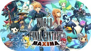 World of Final Fantasy Maxima 🌍 Die Hüter der Mirage | Kenshi spielt