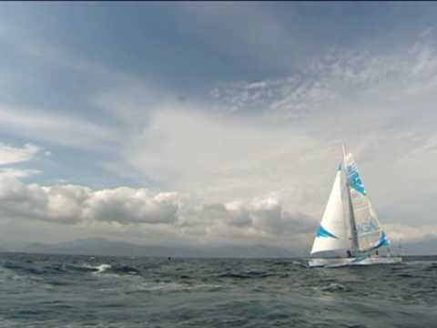 Velux 5 Oceans - The Ultimate Solo Challenge - Skipper Robin Knox-Johnston