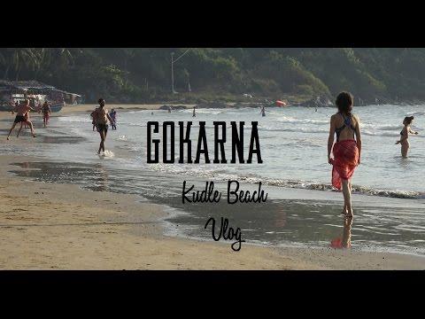 Gokarna | Kudle Beach Vlog (Ft. Honda Navi)