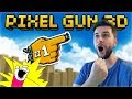 THE COOLEST WEAPON EVER! LEGENDARY SUPER RARE FANS REVOLVER! | Pixel Gun 3D