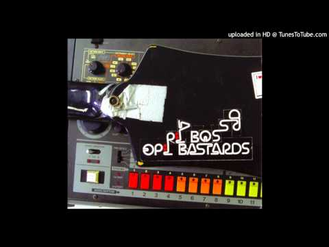 Op:l Bastards - Jet Black Man