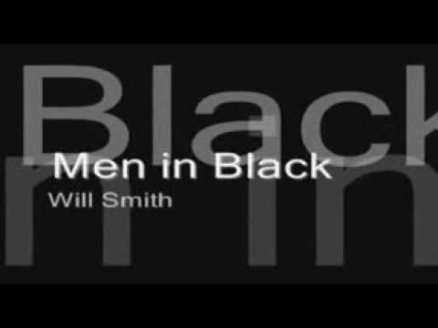 Karaoke Rap Men In Black Will Smith Instrumental Version with lyrics 2009