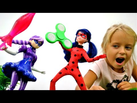 Лучшие серии с Леди Баг и Маринетт - Игры в куклы для девочек