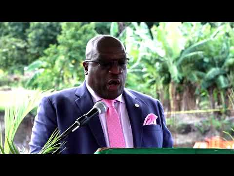 Prime Minister's Remarks at Ground Blessing Ceremony for the Tabernacle Health Center