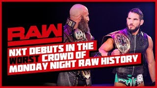 WWE Raw Feb. 18, 2019 Full Show Review & Results: NXT STARS DEBUT IN FRONT OF WORST RAW CROWD EVER