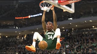 THE BEST DUNKS AND POSTERIZERS OF ALL TIME - EP 1