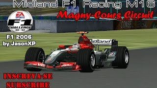 [F1C] (F1 2006 by JasonXP) Magny-Cours by Brunnera