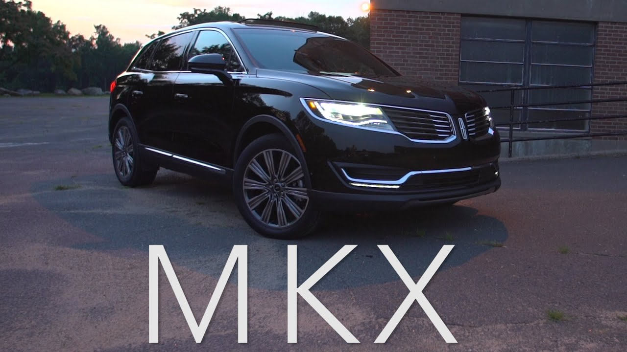 2016 Lincoln MKX Quick Drive | Consumer Reports - YouTube