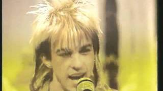 A british former synthpop band Kajagoogoo playing an early 80's son...