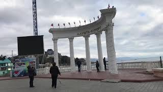 Поездка в Алушту!!!🌞.2января 2018.Крым.Супер!!!