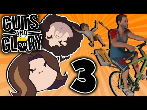 Guts and Glory: Wrecking Ball - PART 3 - Game Grumps