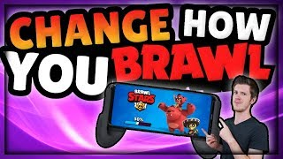 Warning: You may never play Brawl Stars the same way again! | Mobile Grip ► Change how you Play!
