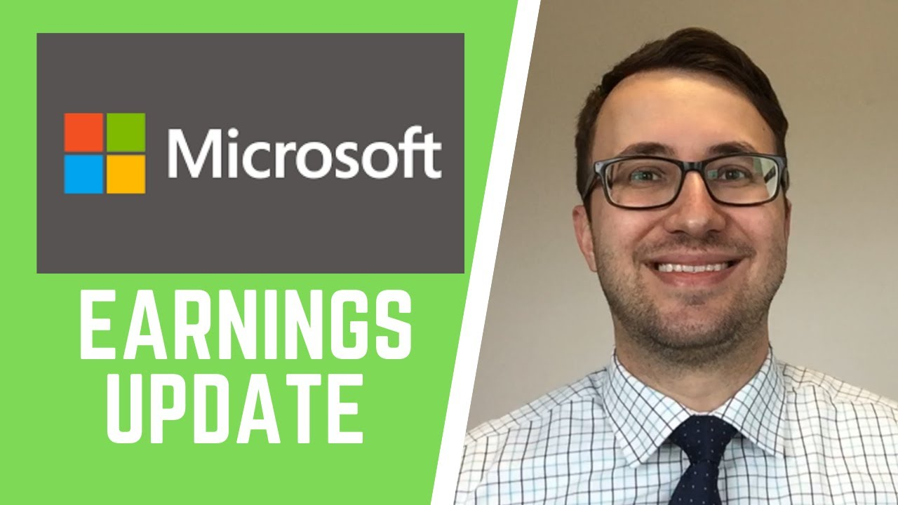 Microsoft Earnings Review: Buy The Stock And Forget It