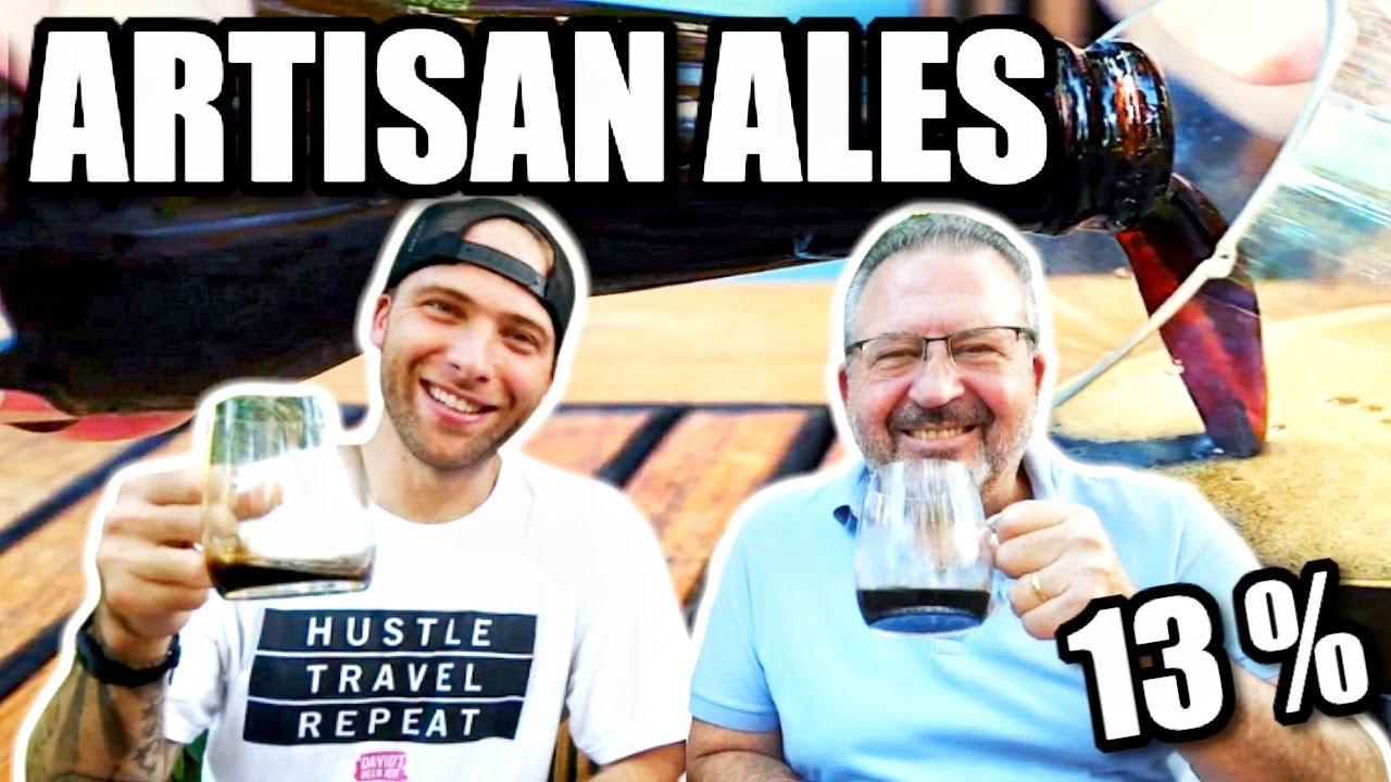 2. Artisan Ales Beer Craft Beer