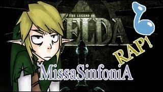 La Leyenda de Zelda RAP! - MissaSinfonia [Cancion original]