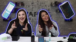Geek Vape Nova and Aqua's Blue Razz Unboxing and Review - teChNicaL DifFicuLtieS....