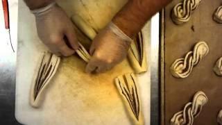 Pecan Braid Pastries