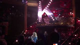 Kylie Minogue / Golden (from Golden album) / Live at Cafe De Paris / London