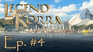 The Legend of Korra ( PC ) Episode 4 - Republic City