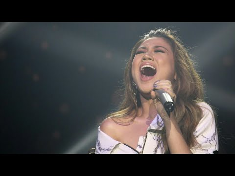 The G#5 OMG! Stone Cold | Morissette Amon @ Hey Matteo Concert