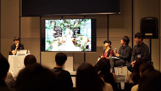 ウエディングフォトグラファー梅田厚樹 / Atsuki Umeda (trickster photography) / 東京カメラ部写真展2017 in Hikarie トークショー