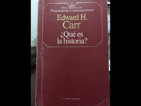 Qué Es La Historia? - Edward Carr