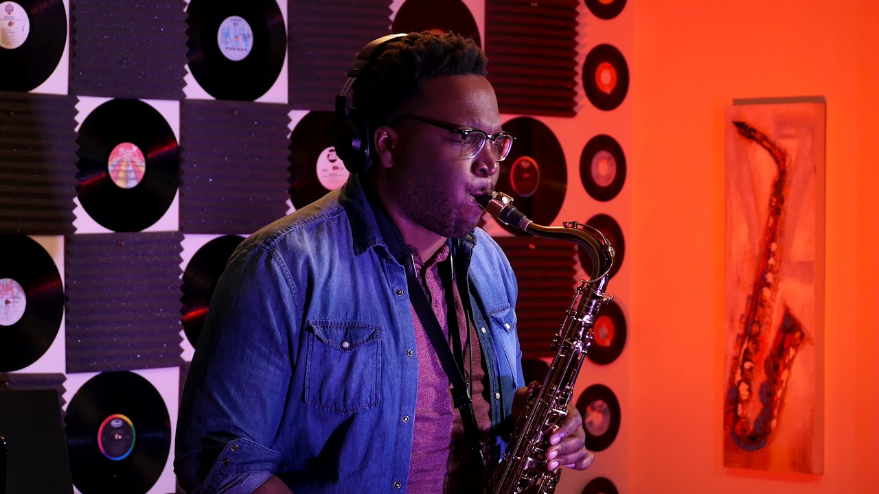 """""""Say Yes"""" - Floetry (Sax Cover - DeJay Sax)"""
