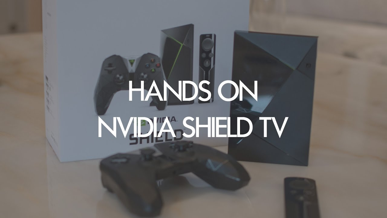 Hands-on: New Nvidia Shield TV & Google Assistant on Android TV