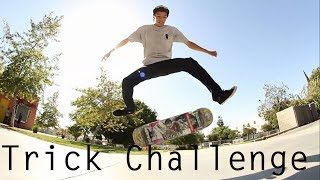 Switch Tre Double Flip | Trick Challenge