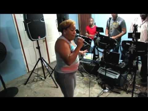 Denise Belfon - Wining Queen (Project 5 Riddim) Unofficial Video