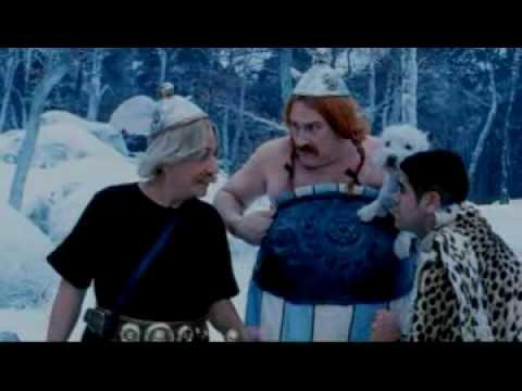 asterix and obelix meet cleopatra trailer english
