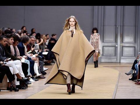 Chloe   Fall Winter 2016/2017 Full Fashion Show   Exclusive