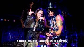 Slash ft. Myles Kennedy & The Conspirators - Dirty Girl (Subtítulos Español)