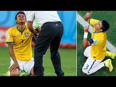 The day Thiago Silva nearly ended his career - Oh My Goal
