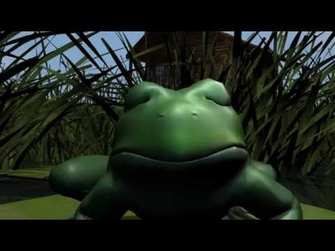 3d Animation Companies Atlanta | The Fly and the Frog 3D Animation