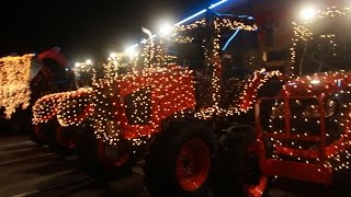 Messick Equipment 2014 Christmas Light Show - TSO Nutrocker