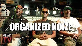 Organized Noize on Discovering Outkast, Early Rap Style Similar to Souls of Mischief