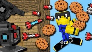 Die sicherste Minecraft Base! (Open Modular Turrets Mod) Mod Vorstellung