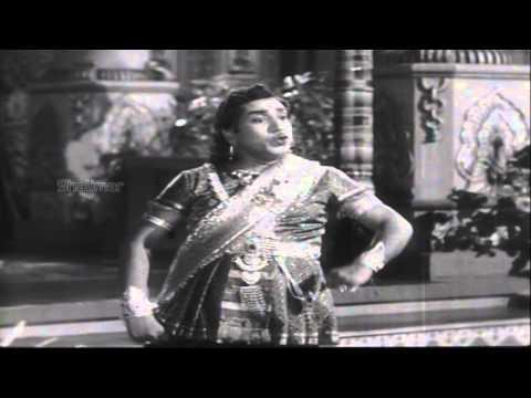 Maya Bazar (1957) Movie | Sumdari Nivanti Divya Svarupamu Video Song | NTR,ANR,SVR,Savitri