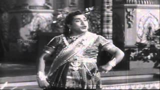 Maya Bazar (1957) Movie   Sumdari Nivanti Divya Svarupamu Video Song   NTR,ANR,SVR,Savitri