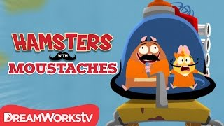 Homemade Helicopter | HAMSTERS WITH MUSTACHES