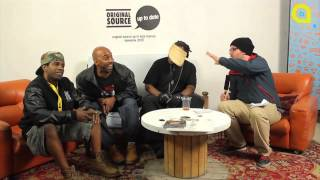 Blender Art - Original Source Up to date Festival - Interview with Das Efx + Freestyle (21.09.2013)