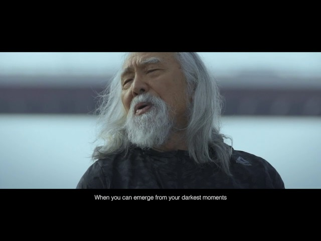53947b596355ec  China s Hottest Grandpa  Stars in Reebok s New Ad Campaign – Footwear News