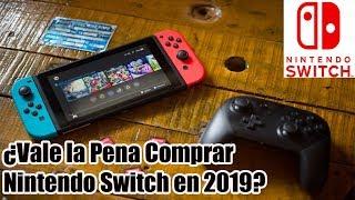 ¿Vale la pena comprar un Nintendo Switch en 2019? 6 Razones Para Comprartela